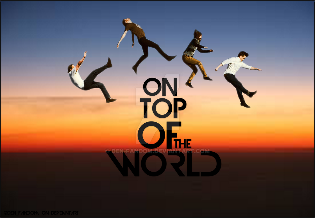 Imagine Dragons (On top of the World) by Den-Fandom on ...