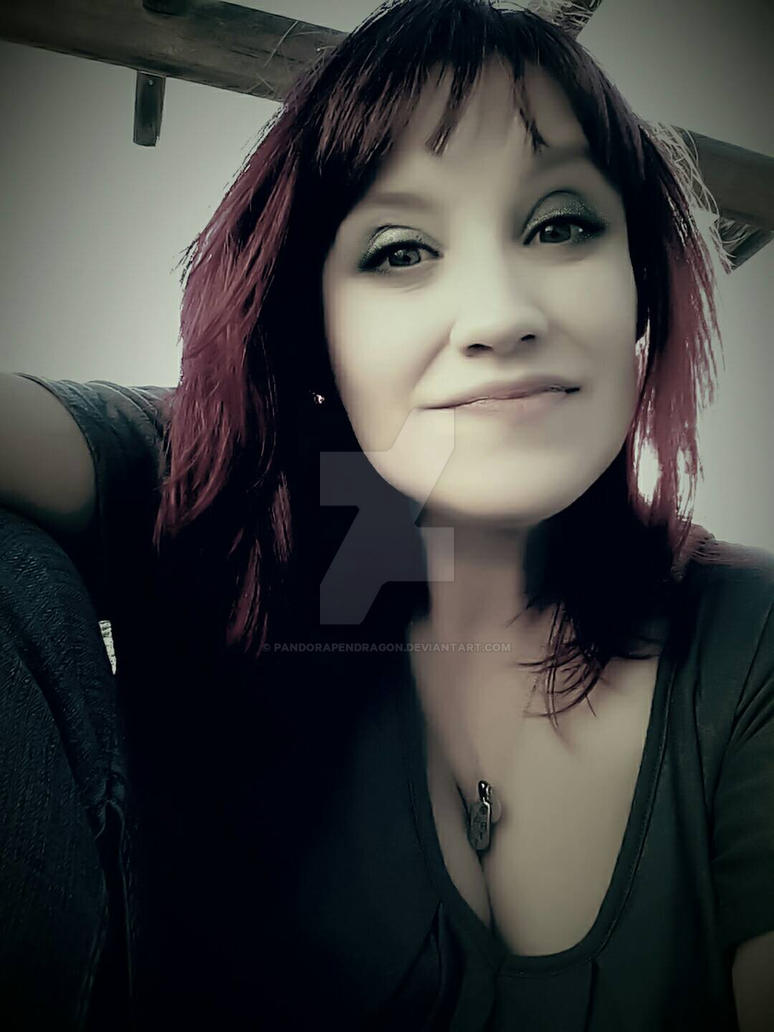 selfie #PossiblyMyFavoriteEver by PandoraPendragon