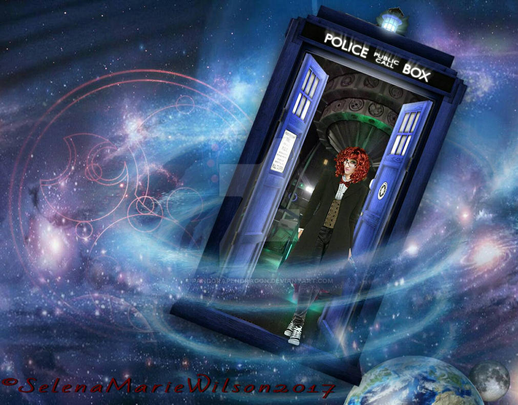 Doctor...Me? by PandoraPendragon