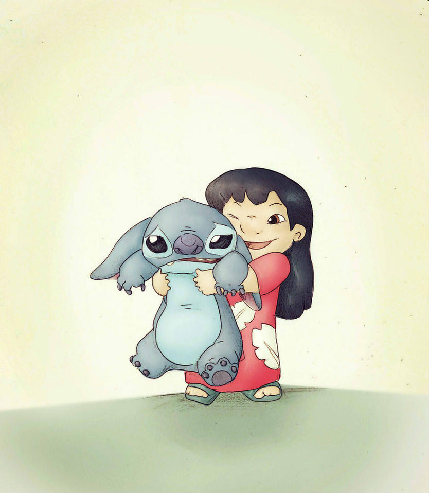 Lilo and Stitch by Friendermen
