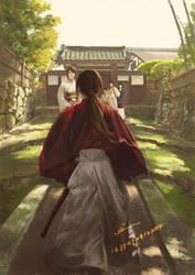 rurouni kenshin - I'm home.