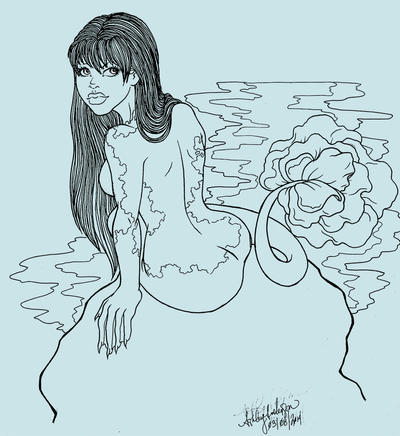 SirenSong by Ashe-Ravi-Fox