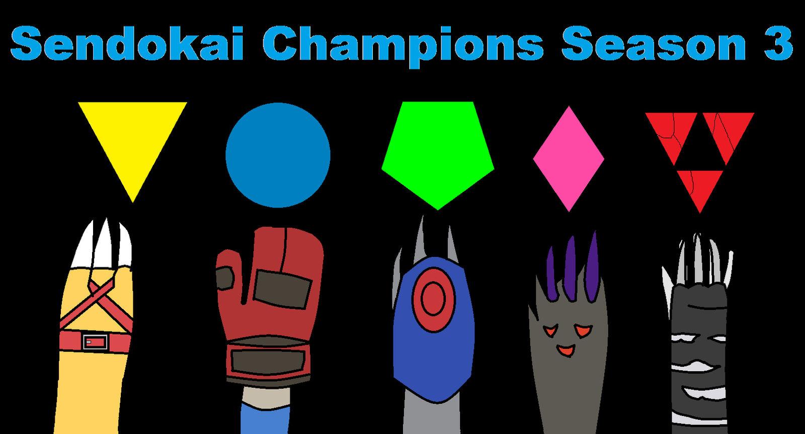 Sendokai Champions Season 3