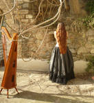 Celtic Harp Stock 3
