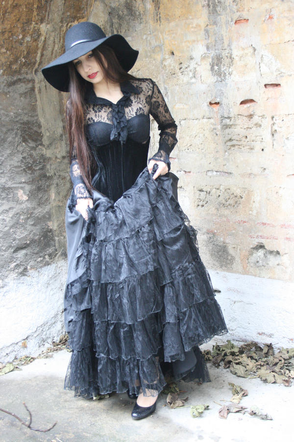 Gothic 15 by Harpist-Stock