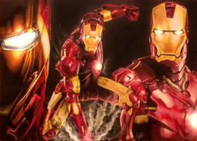 Iron Man by M-Asami-the-szilf