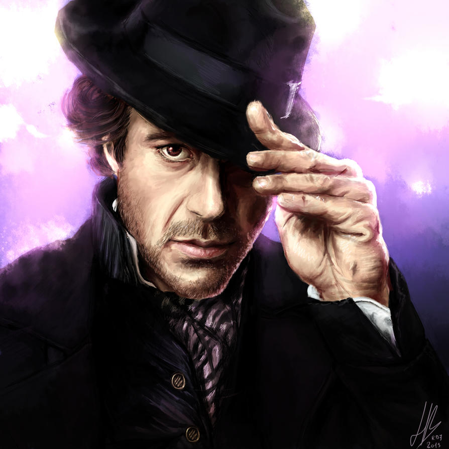 RDJ-Holmes by M-Asami-the-szilf