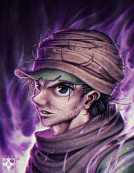 Ging Freecss by Deftonys-muse