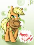 Applejack Print