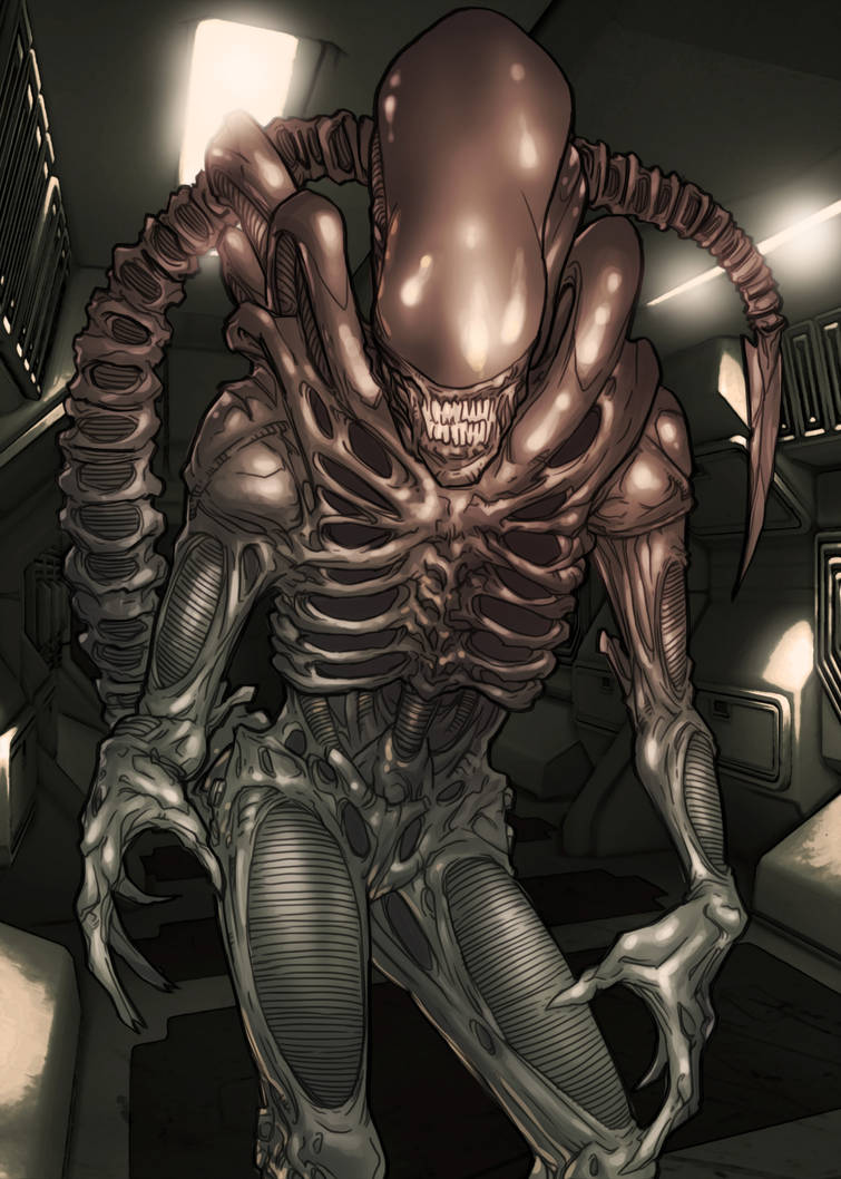 Alien : The Perfect Organism