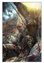 Vikings : Uprising #1 Page 1