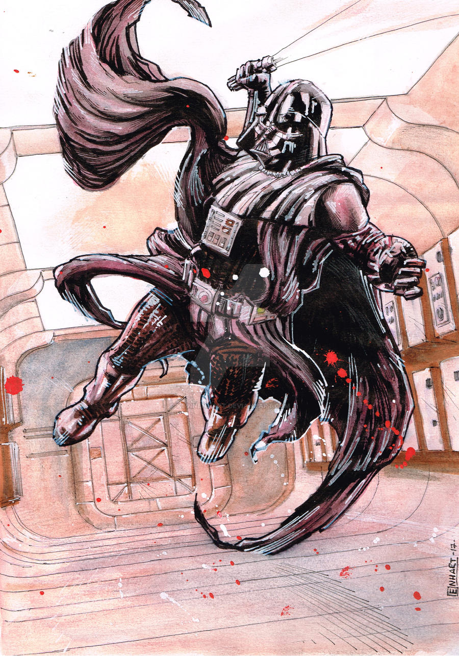 Darth Vader Commission LFCC