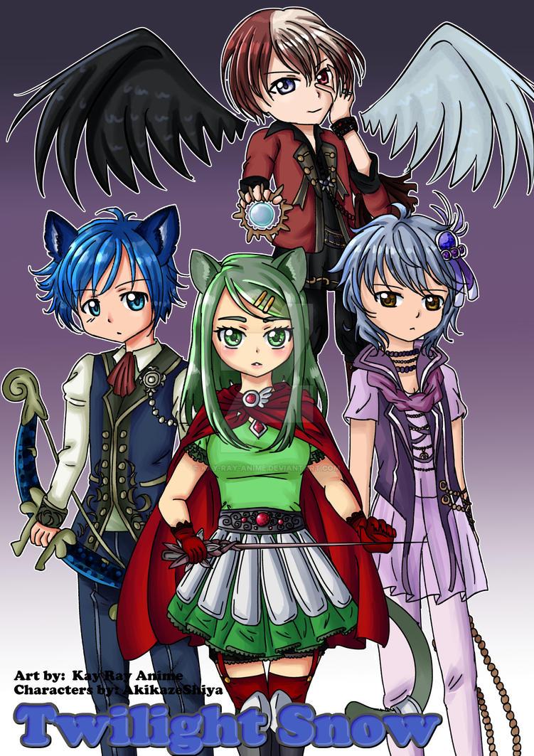 AkikazeShiya's Contest: My Entry by Kay-Ray-Anime