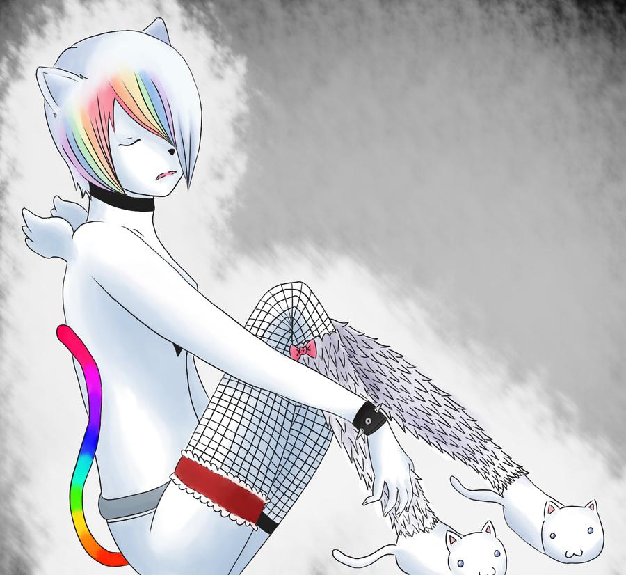 That Broken Panda by Near-X-Rukia