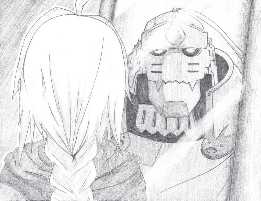 Fullmetal Alchemist by Near-X-Rukia