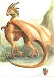 Lesser Fire Dragon
