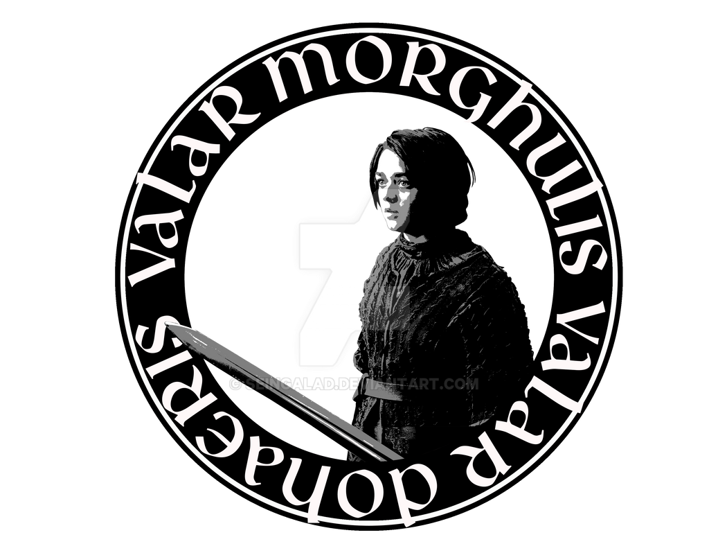 valar morghulis by seingalad on deviantart