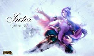 Irelia Flor de Loto - League of Legends