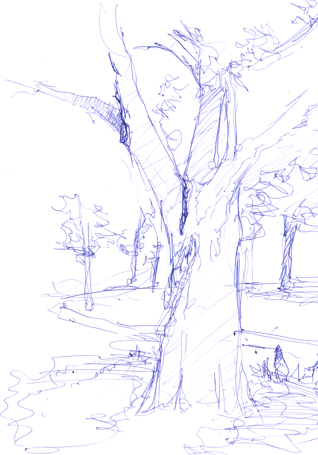 Random-trees-in-the-park by Inaimathi