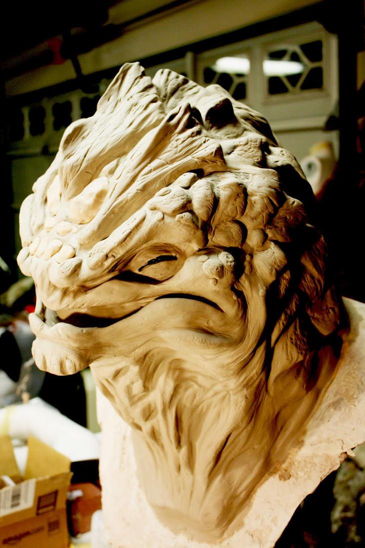 Grunt...Animatronic Sculpt by commanderholly
