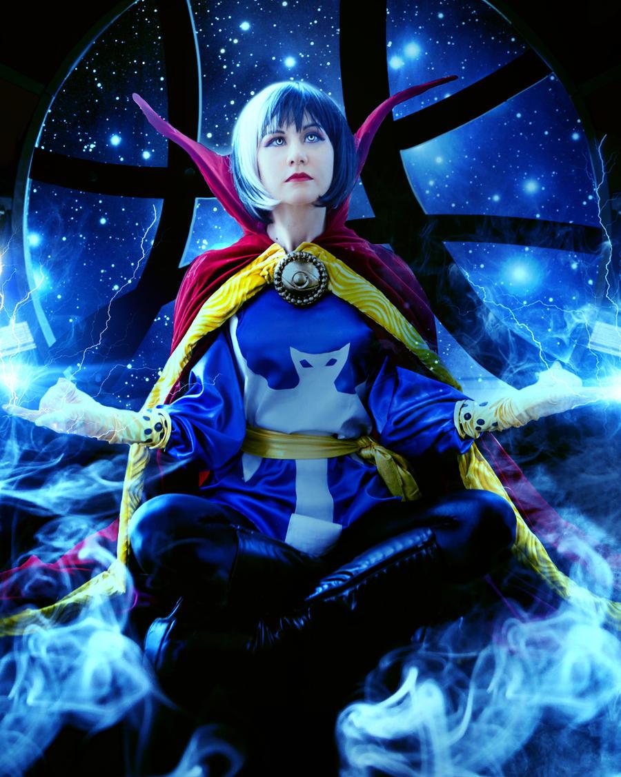 Doctor Strange by commanderholly