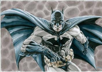 Batman by Nicolas-Demare