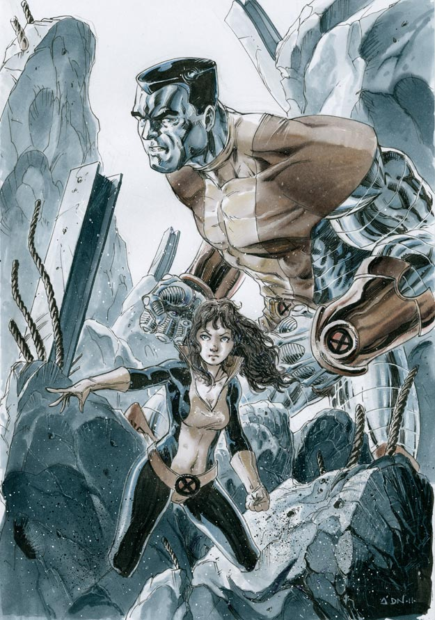 Kitty and Colossus are finally over? (SPOILERS) - Kitty ... |Shadowcat And Colossus Child