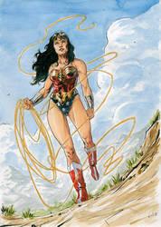 WonderWoman by Nicolas-Demare