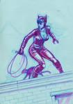 Catwoman by Nicolas-Demare