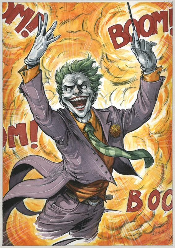 Joker BOOMbastick by NDemare