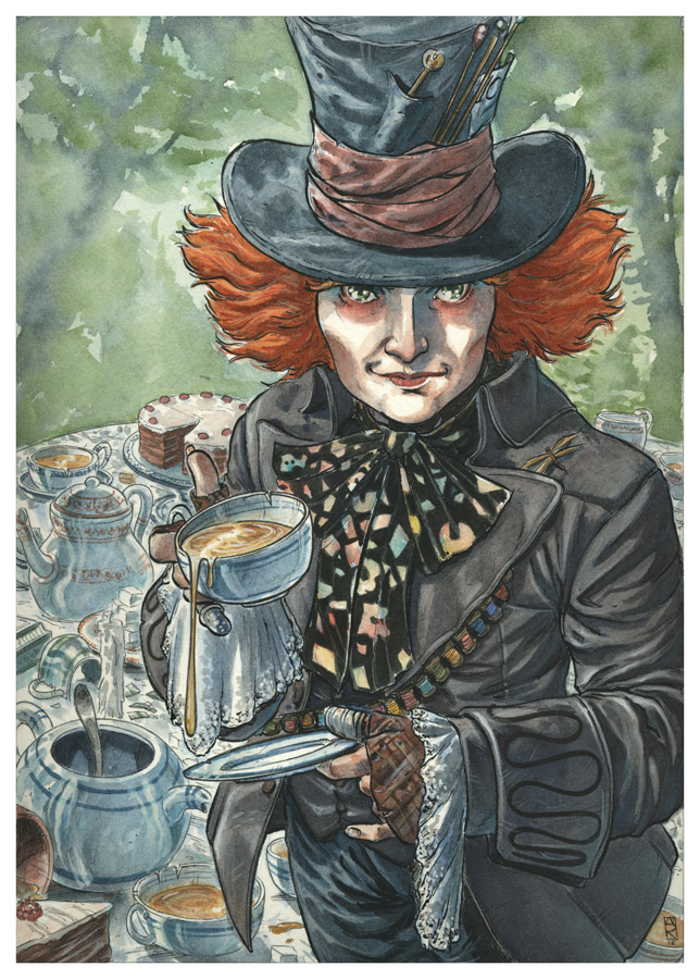 MadHatter by Nicolas-Demare