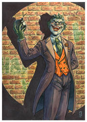 Joker-bang by Nicolas-Demare