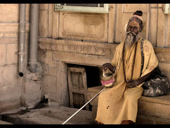 the indian priest by almostlikearmy