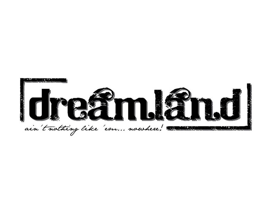 Dreamland logo by amrichter