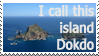 I call this island Dokdo by manatails007