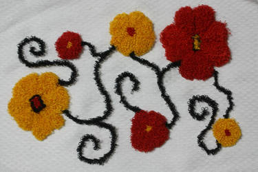 Needlework Punch by Linzy07