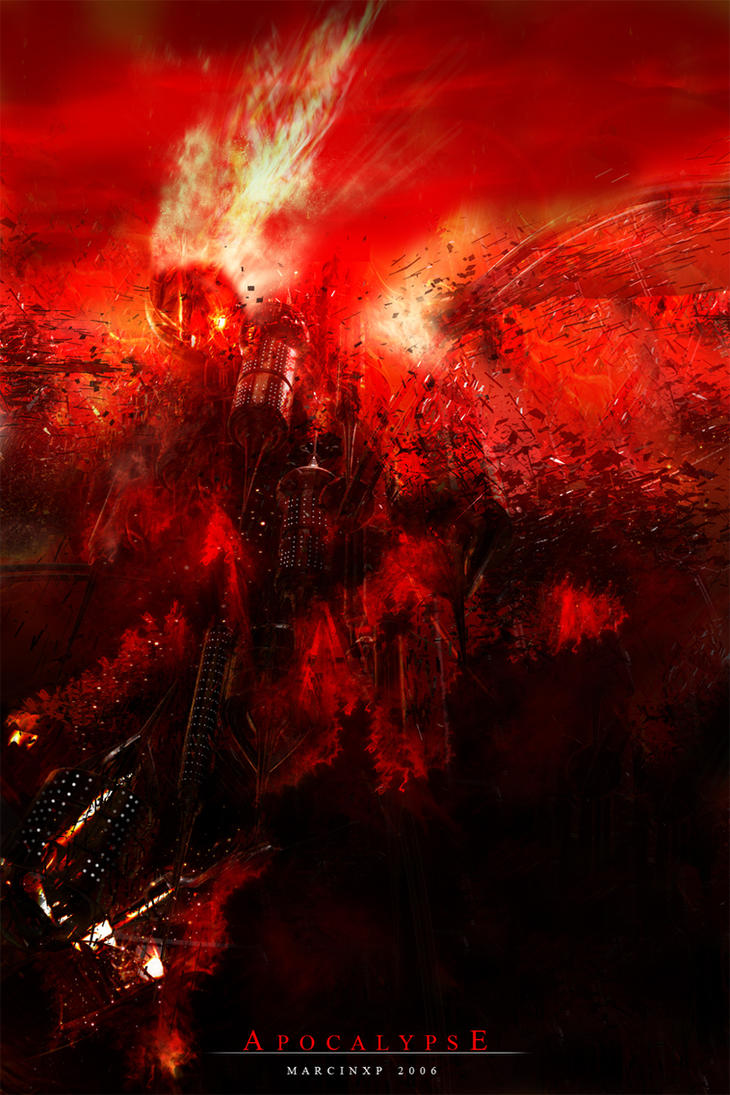 Apocalypse by marcinxp