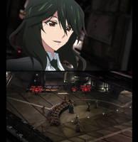 Chifuyu Orimura vs General Grievous  ( scene ) 1