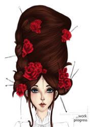 dutchess bloody rose WIP