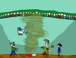 Little brother art: Use gust! by Ziggyfin