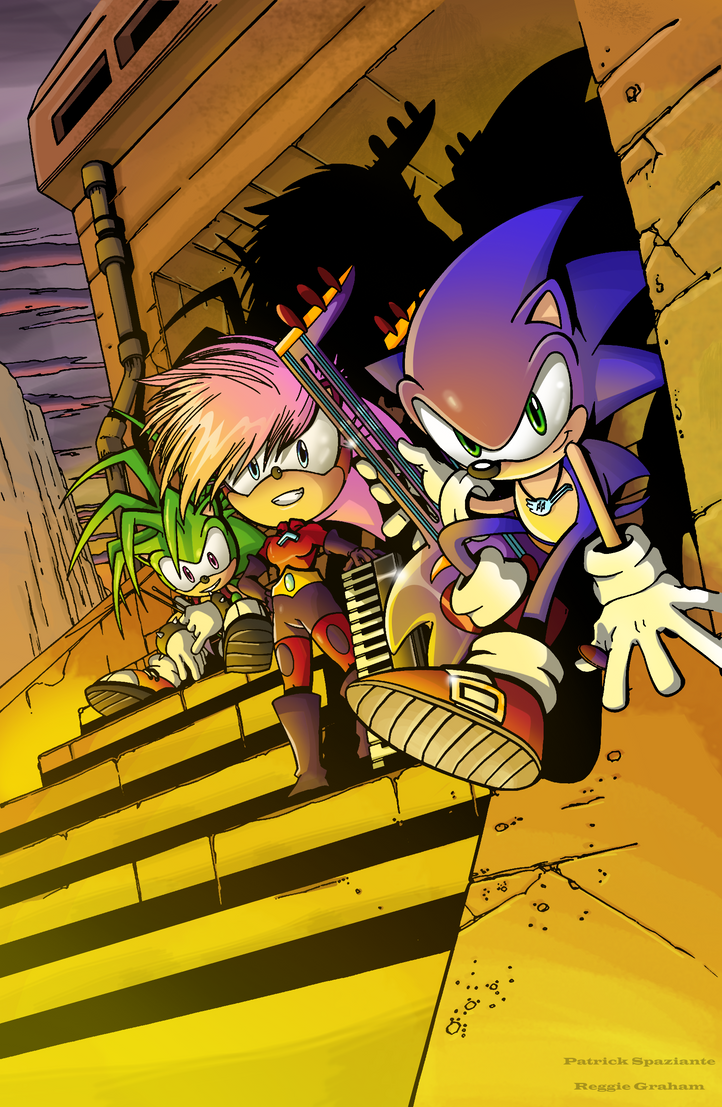 Image result for sonic underground epilogue