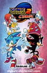 SA2 COMIC Issue 1 Cover