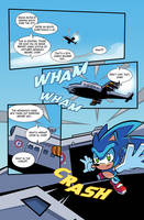 SA2 COMIC Issue 1 Page 1 by Ziggyfin