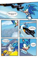 SA2 COMIC Issue 1 Page 2 by Ziggyfin