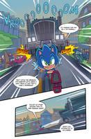 SA2 COMIC Issue 1 Page 14 by Ziggyfin
