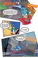 SA2 COMIC Issue 1 Page 15 by Ziggyfin