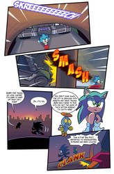SA2 COMIC Issue 1 Page 16