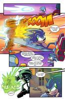 SA2 COMIC Issue 1 Page 21 by Ziggyfin