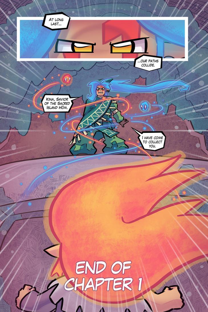 EVALLA Chapter 1 Page 22 by Ziggyfin