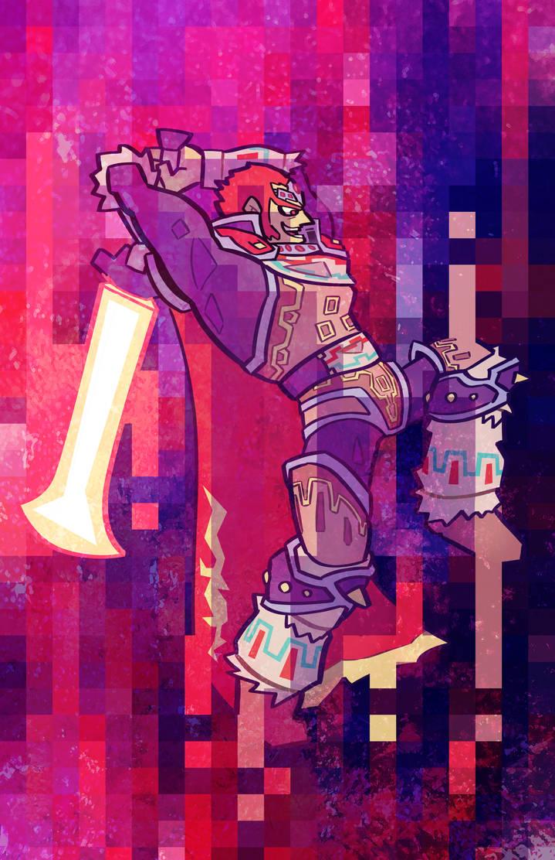 Ganondorf by Ziggyfin